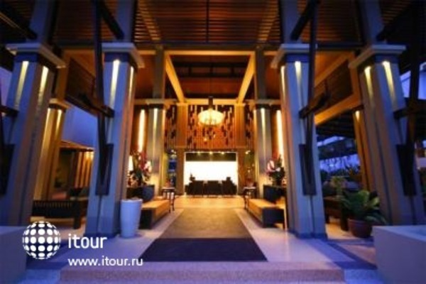 Ananta Burin Resort & Spa 8