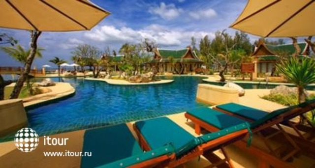 Anyavee Tubkaek Beach Resort 4