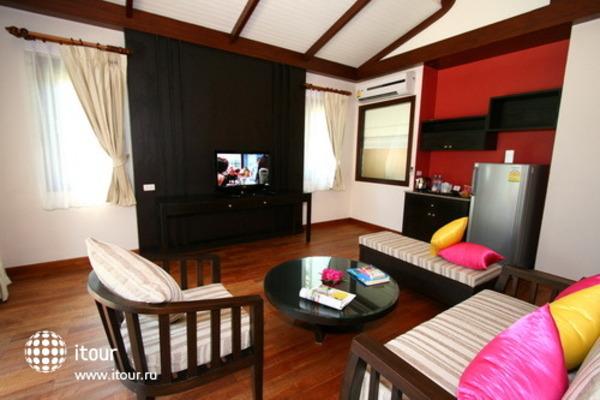 Aonang Phu Petra Resort 4