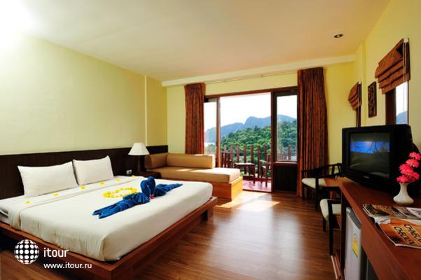 Phi Phi Arboreal Resort 2