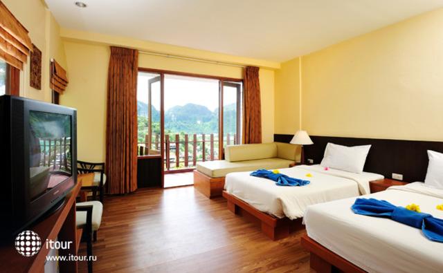 Phi Phi Arboreal Resort 7