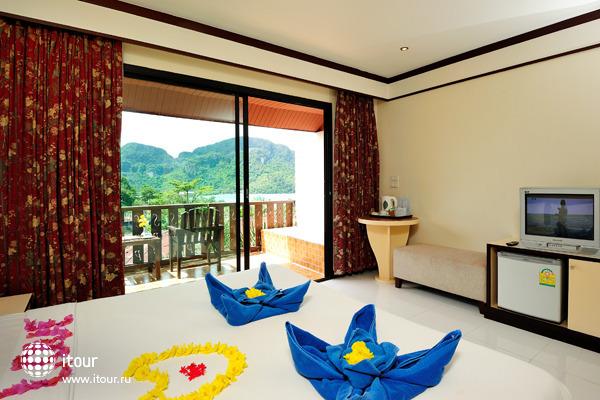 Phi Phi Arboreal Resort 9