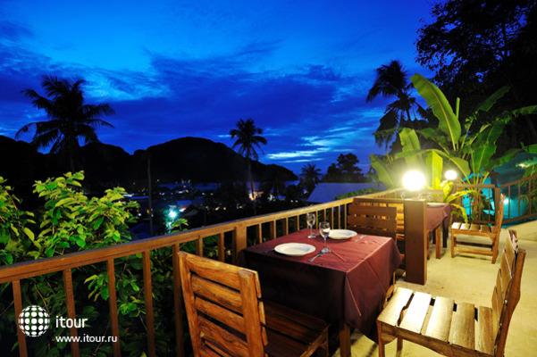 Phi Phi Arboreal Resort 10