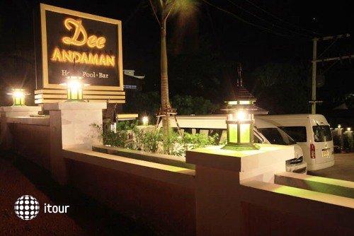 Dee Andaman Krabi Hotel 7