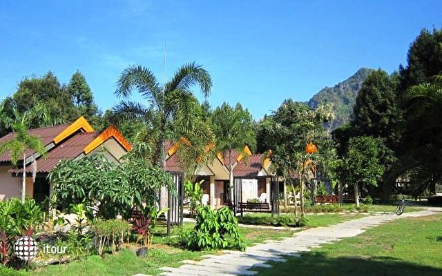 Orange Tree House 1