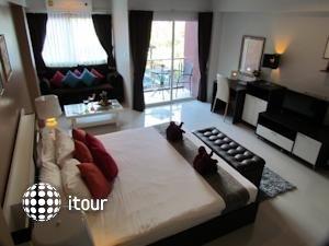 Ao Nang Mountain View Hotel 5