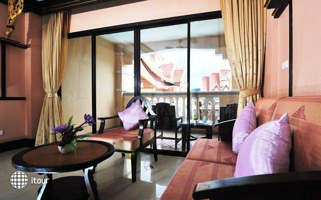 Aonang Ayodhaya Beach Resort 4