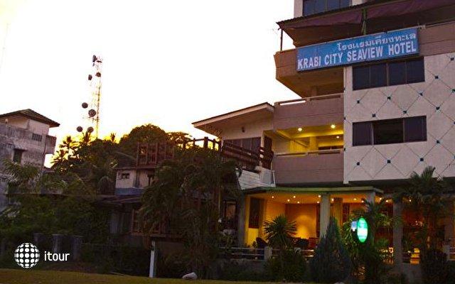 Krabi City Seaview Hotel 1