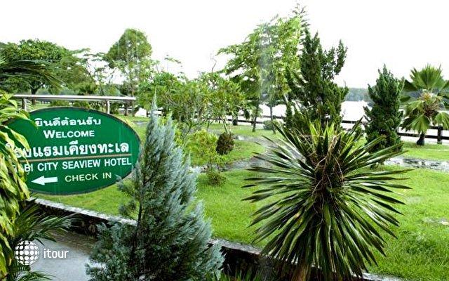 Krabi City Seaview Hotel 4
