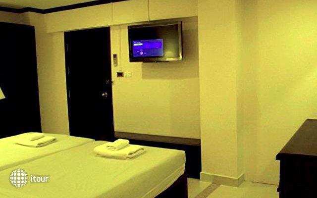 Krabi City Seaview Hotel 5