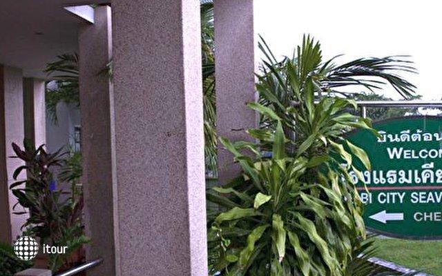 Krabi City Seaview Hotel 6