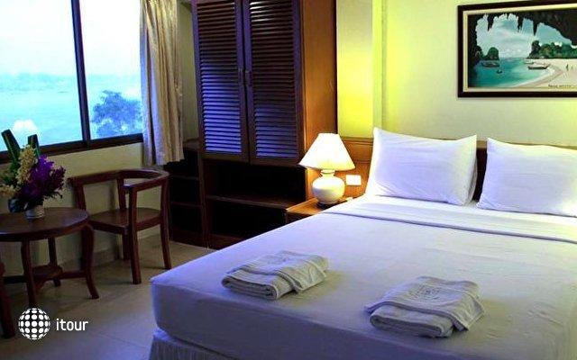 Krabi City Seaview Hotel 7