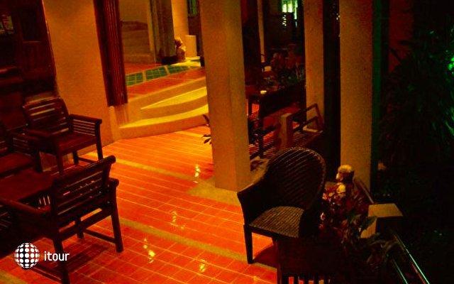 Krabi City Seaview Hotel 8