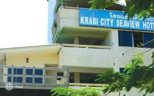 Krabi City Seaview Hotel 10