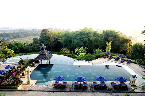 Anantara Resort And Spa Golden Triangle 7