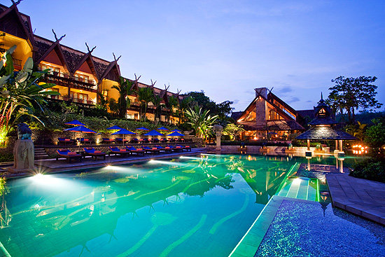 Anantara Resort And Spa Golden Triangle 1