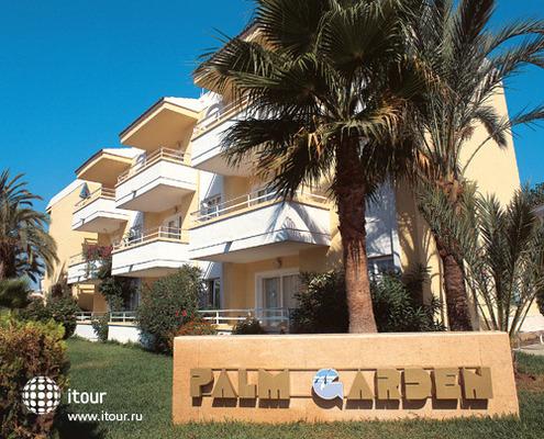 Palm Garden Hotel 8