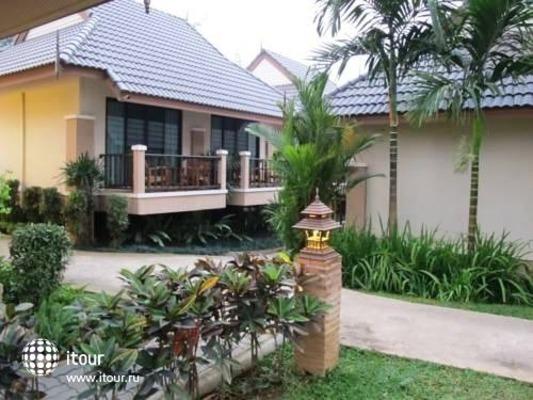 Chiangkhong Teak Garden 1
