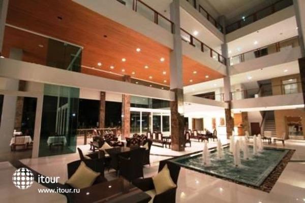 Siam Triangle Hotel 2