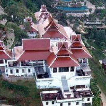 Panviman Chiang Mai Spa Resort 8