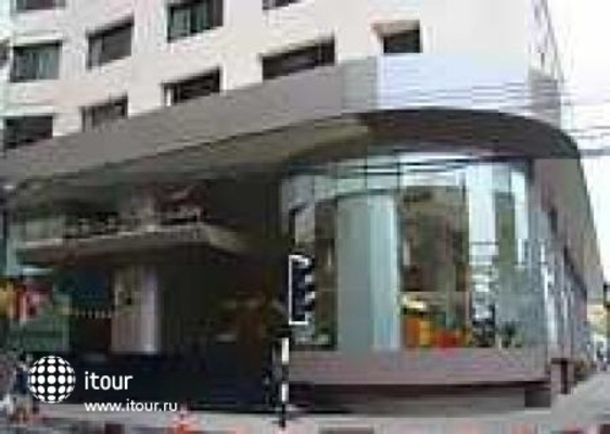 Mayflower Grande Hotel 1
