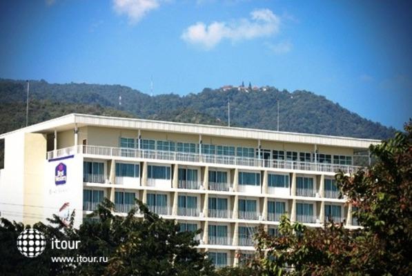 B2 Premier Chiang Mai Hotel 10