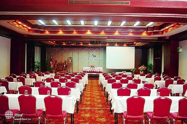Bp Chiang Mai City Hotel 6