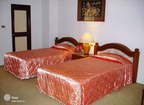 Chiangmai Ratanakosin Hotel 4