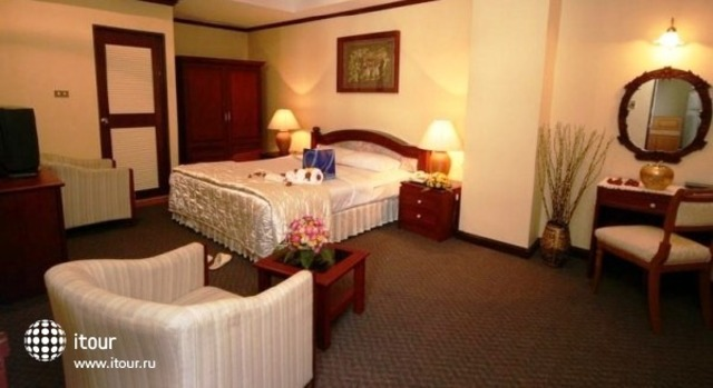 Chiangmai Ratanakosin Hotel 5