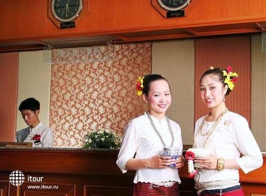 Chiangmai Ratanakosin Hotel 8