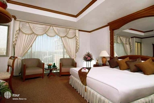 Chiangmai Ratanakosin Hotel 10