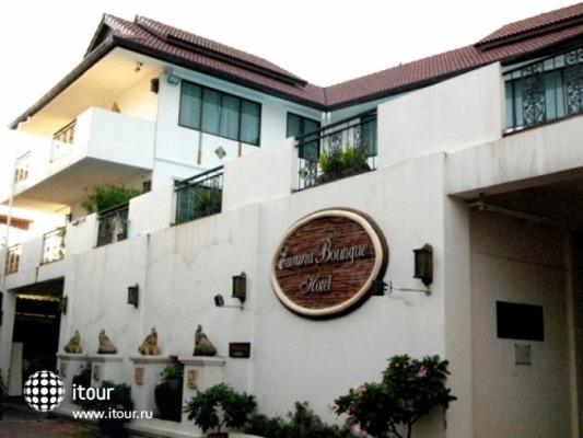 Eurana Boutique Hotel 1