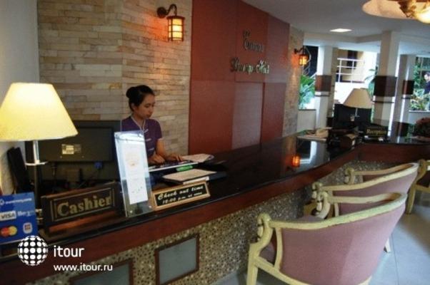 Eurana Boutique Hotel 8