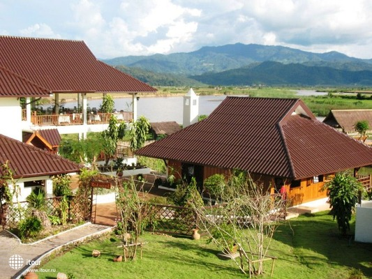 The Maekok River Village Resort 1