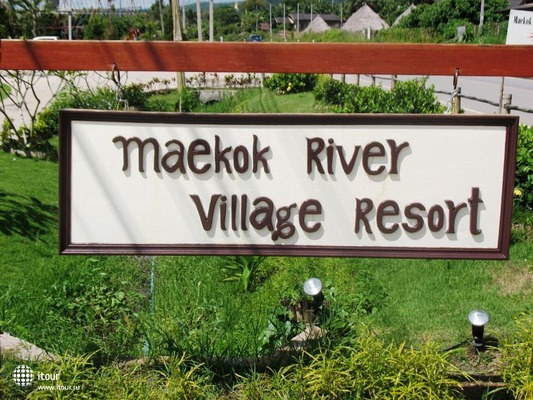 The Maekok River Village Resort 8
