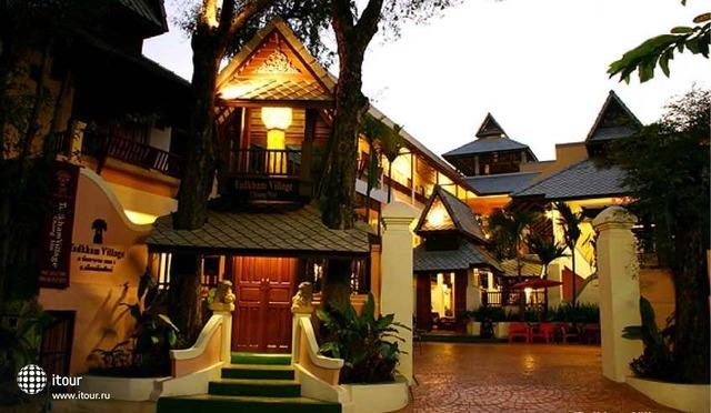 Tadkham Village Chiang Mai 2