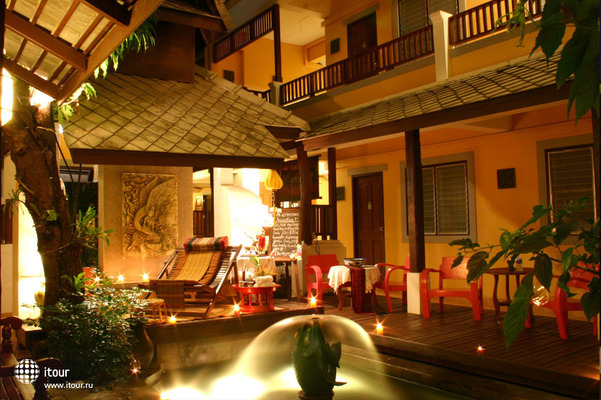 Tadkham Village Chiang Mai 5
