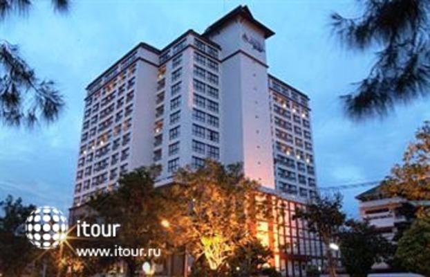 Amora Hotel Chiang Mai 1