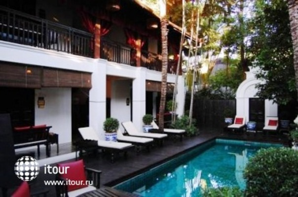 Tri Yaan Na Ros Colonial House 1