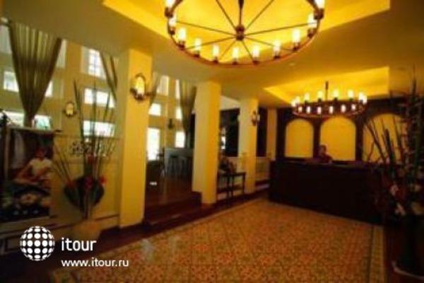 Shewe Wana Suite Resort 5