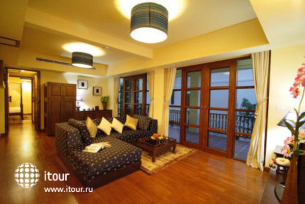 Shewe Wana Suite Resort 6
