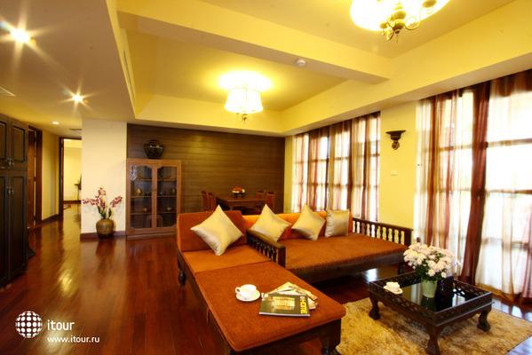 Shewe Wana Suite Resort 7