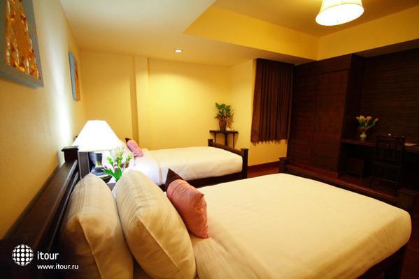 Shewe Wana Suite Resort 8