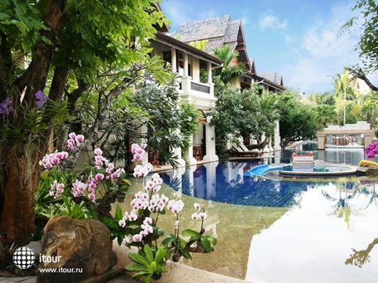 Prince Khum Phaya Resort & Spa 1