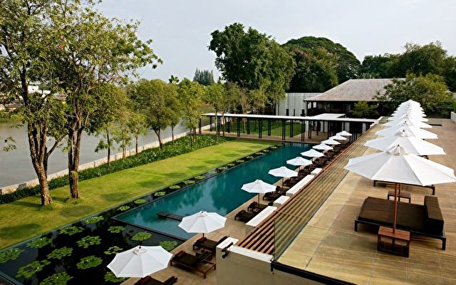 Chedi Chiang Mai 6