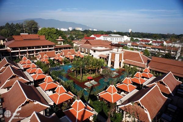 Siripanna Villa Resort Chiang Mai 1