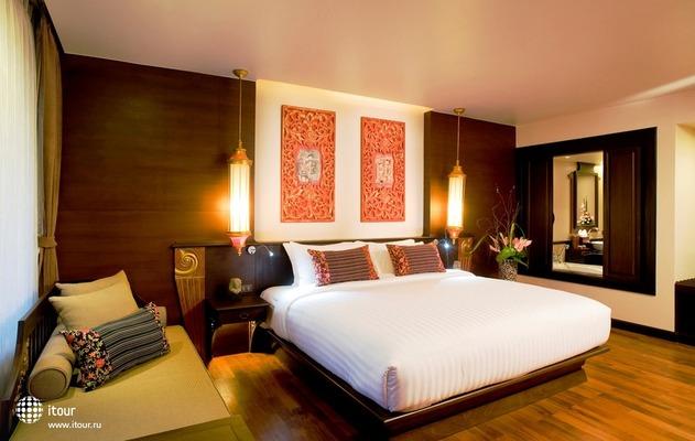 Siripanna Villa Resort Chiang Mai 3