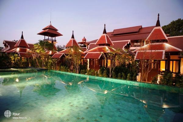 Siripanna Villa Resort Chiang Mai 8