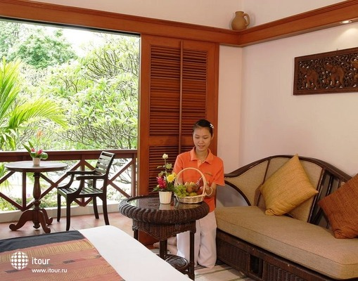 Imperial Chiang Mai Resort Spa & Sports Club 5