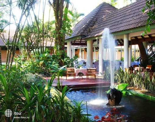 Imperial Chiang Mai Resort Spa & Sports Club 1